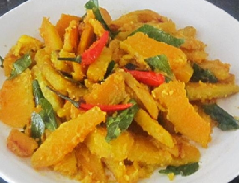 Pumpkin Salted Egg Recipe